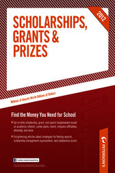 Scholarships, Grants & Prizes 2012 by Peterson's