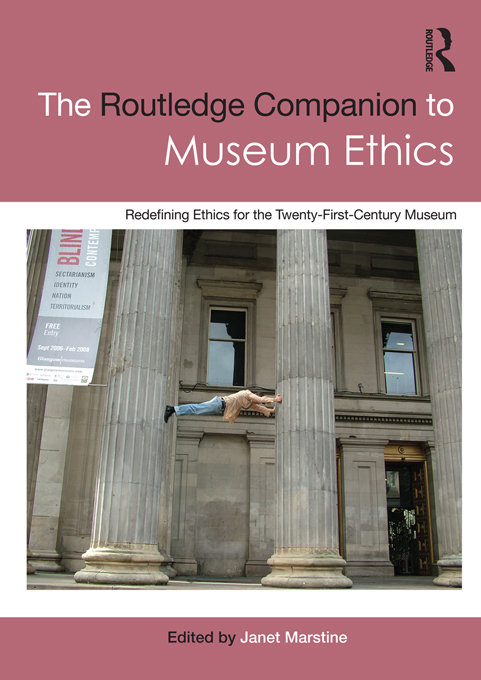 Download Ebook The Routledge Companion to Museum Ethics by Janet Marstine Pdf