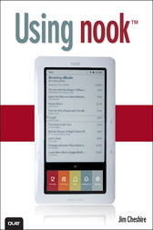 Using Nook by Jim Cheshire