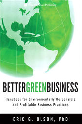 Better Green Business by Eric Olson