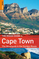 The Rough Guide to Cape Town, The Winelands & The Garden Route by Barbara McCrea