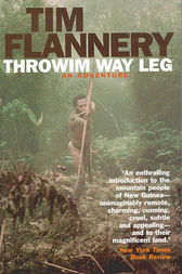Throwim Way Leg by Tim Flannery