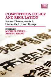 Competition Policy and Regulation by Michael Faure