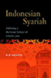 Indonesian Syariah by M Barry Hooker