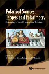 Polarized Sources, Targets and Polarimetry by C. Giuseppe