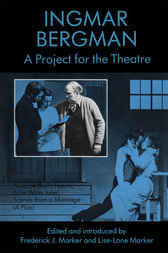Project for Theatre by Ingmar Bergman