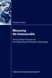 Measuring the Immeasurable: Valuing Patent Protection of Knowledge-Based Competitive Advantages