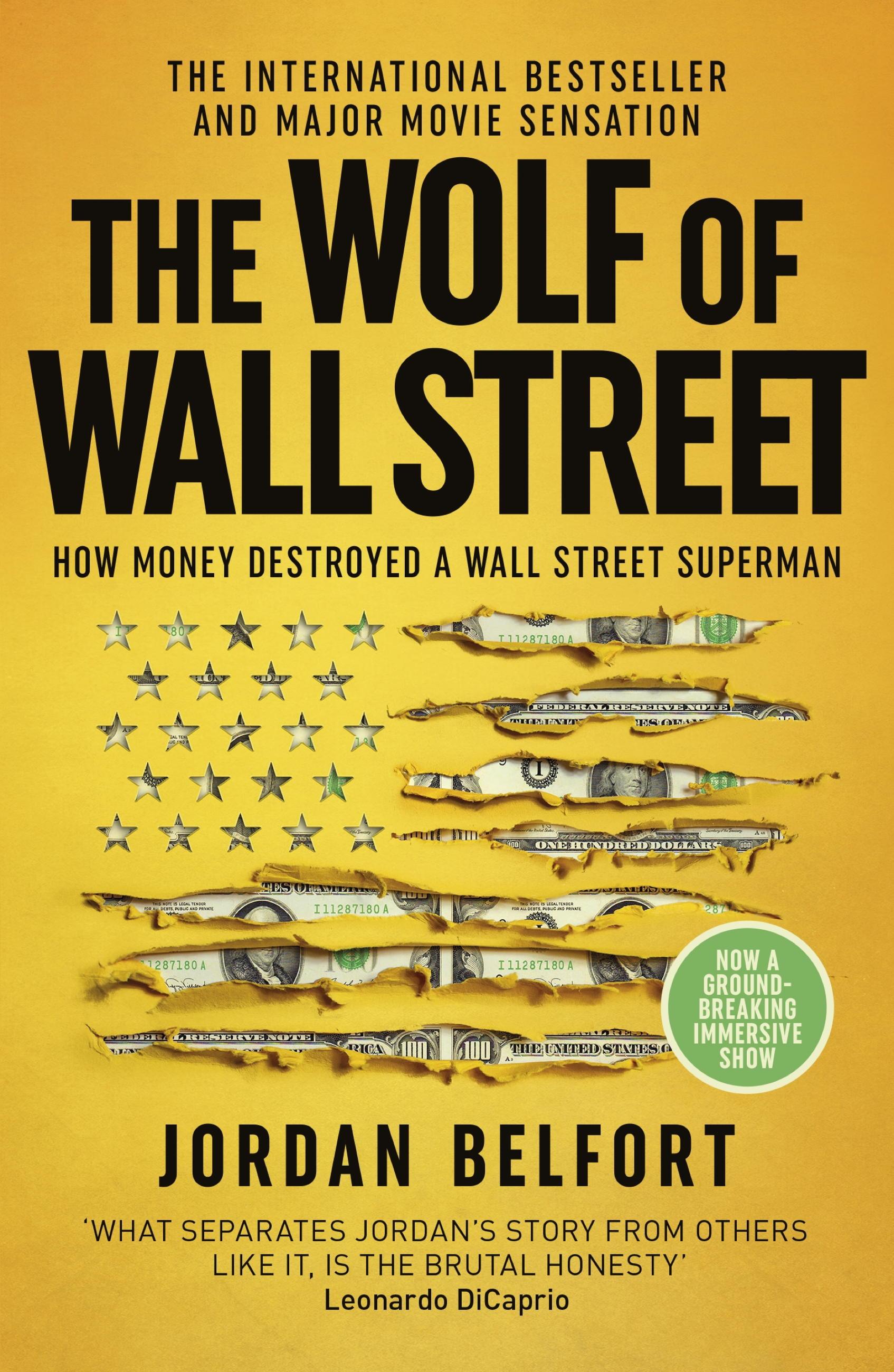 Download Ebook The Wolf of Wall Street by Jordan Belfort Pdf