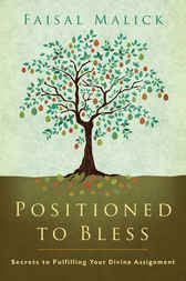 Positioned to Bless by Faisal Malick