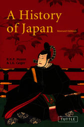 A History of Japan by Richard Mason