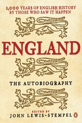 England: The Autobiography by none;  John Lewis-Stempel