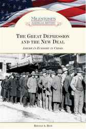 The Great Depression and the New Deal by Ronald A Reis