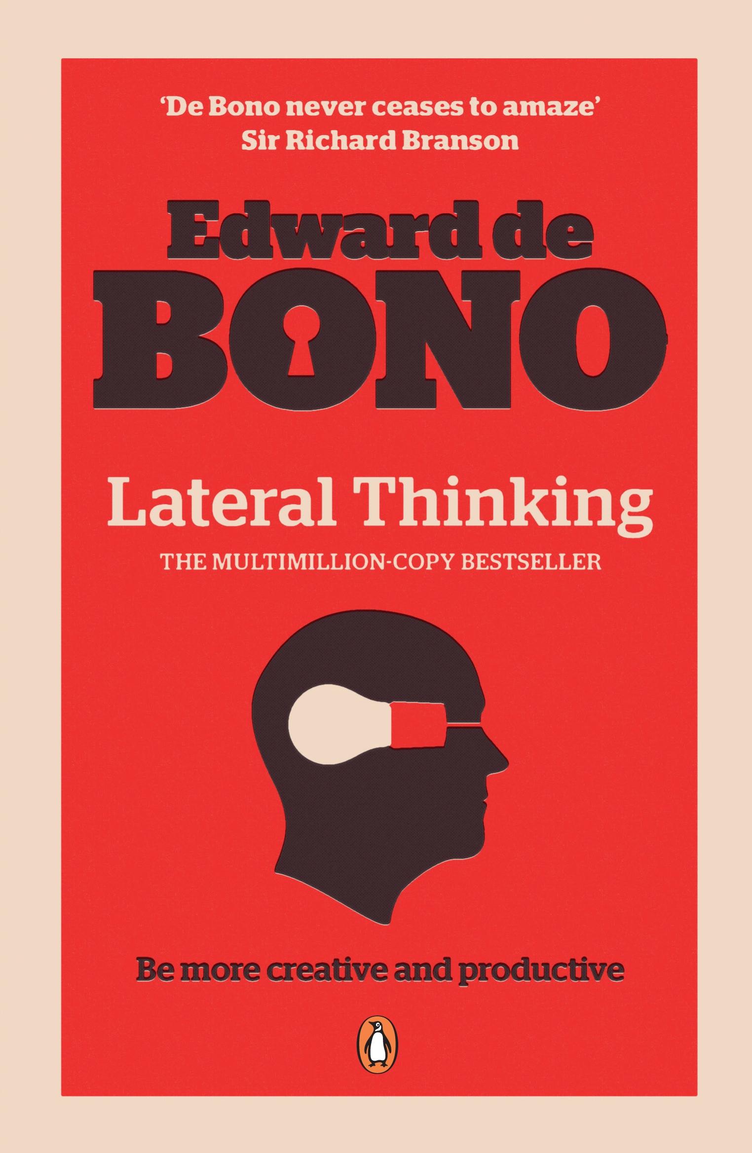 Download Ebook Lateral Thinking by Edward de Bono Pdf