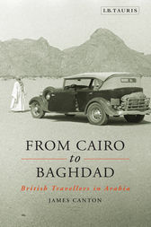 From Cairo to Baghdad by James Canton