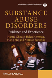 Substance Abuse Disorders by Hamid Ghodse