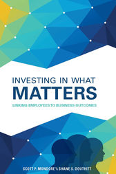Investing in What Matters by Shane S. Douthitt