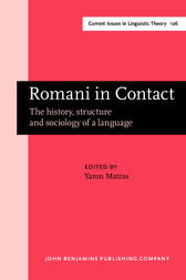 Romani in Contact by Yaron Matras