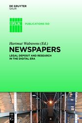 Newspapers by Hartmut Walravens