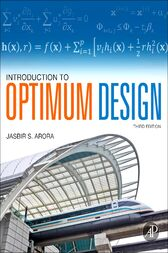 Introduction to Optimum Design by Jasbir Arora
