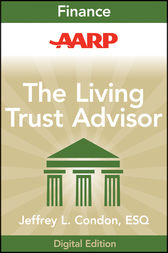 AARP The Living Trust Advisor by Jeffrey L. Condon