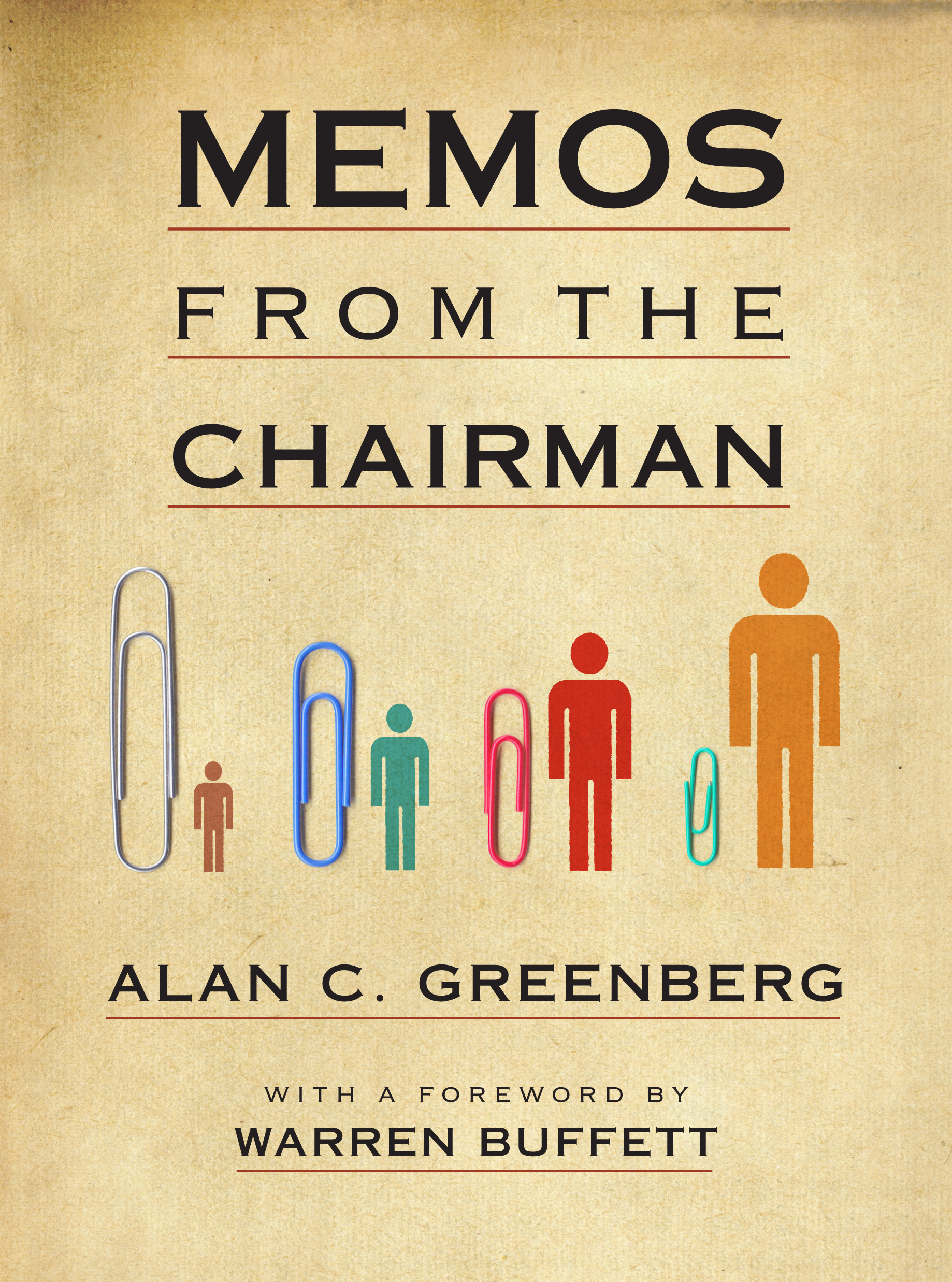 Download Ebook Memos from the Chairman by Alan C. Greenberg Pdf