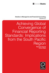 Achieving Global Convergence of Financial Reporting Standards by Christopher Patel