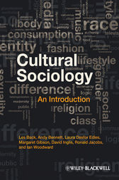 Cultural Sociology by Les Back