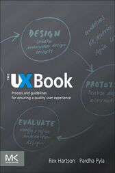 The UX Book by Rex Hartson