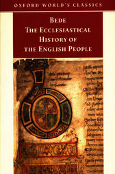 The Ecclesiastical History Of The English People By Bede border=