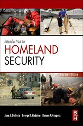 Introduction to Homeland Security by Jane Bullock