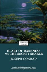 dark selves in the secret sharer and heart of darkness by joseph conrad Secret sharer study guide contains a biography secret sharer by joseph conrad then, could be that by pitying our dark selves, by accepting and helping.