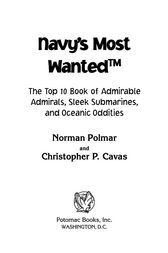 Navy's Most Wanted™ by Norman Polmar