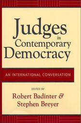 Judges in Contemporary Democracy by Justice Stephen Breyer
