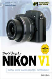 David Busch's Nikon V1 Guide to Digital Movie Making and Still Photography by David D. Busch