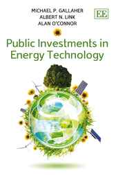 Public Investments in Energy Technology by Michael P. Gallaher