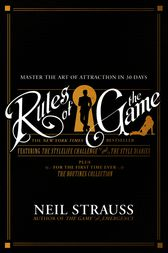 Rules of the Game by Neil Strauss