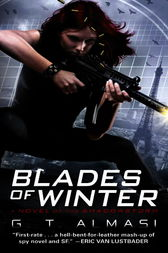 Blades of Winter by G. T. Almasi