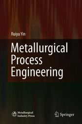 Metallurgical Process Engineering by Ruiyu Yin