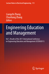 Engineering Education and Management by Liangchi Zhang