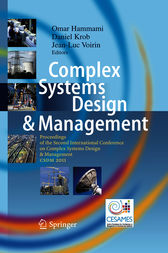Complex Systems Design & Management by Omar Hammami