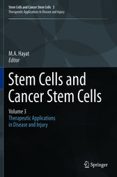 Stem Cells and Cancer Stem Cells,Volume 3 by M.A. Hayat