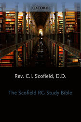 The Old ScofieldRG Study Bible, KJV, Standard Edition by C. I. Scofield