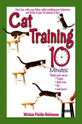 Cat Training in 10 Minutes by Miriam Fields-Babineau