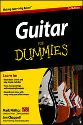 Guitar For Dummies, with DVD by Mark Phillips