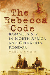 The Rebecca Code by Mark Simmons