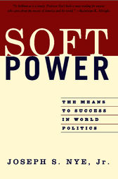 Soft Power by Jr. Nye