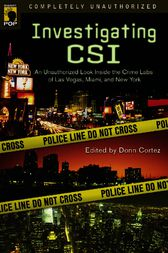 Investigating CSI by Donn Cortez