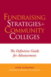 Fundraising Strategies for Community Colleges by Steve Klingaman
