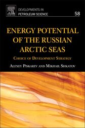 Energy Potential of the Russian Arctic Seas by Alexey Piskarev