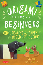Origami for Beginners by Florence Temko